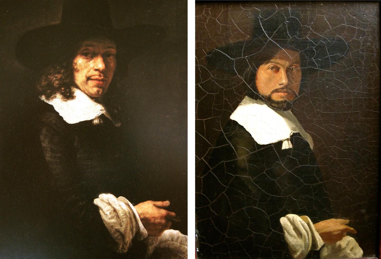 Rembrandt / Gilou